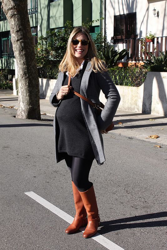 pregnant working look pregnant working look look de embarazada embarazada segundo trimestre