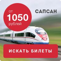 Поезд Сапсан купить билеты