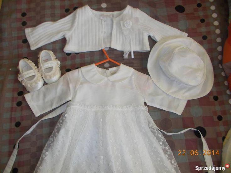 Www Sprzedajemy Pl Komplet Na Chrzest Rozmiar 68 Coccobello Flower Girl Dresses Fashion Girls Dresses
