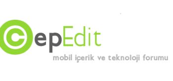 CEP EDİT Android OS Symbian Windows Phone  Paylaşım Merkezi-Cepedit
