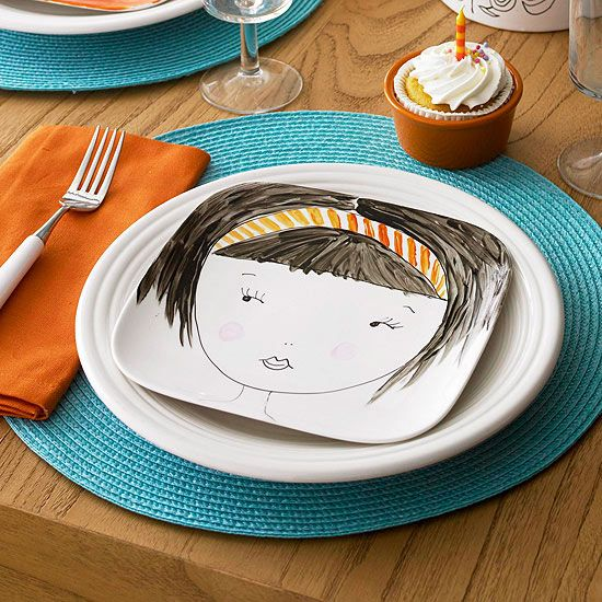 Embrace new colors for your tabletop, whether through placemats, napkins, and dishes for entertaining or by adding a cheerful runner or tablecloth: http://www.bhg.com/decorating/seasonal/spring/decorate-with-springs-hot-colors/?socsrc=bhgpin042914tabletopcolor&page=21
