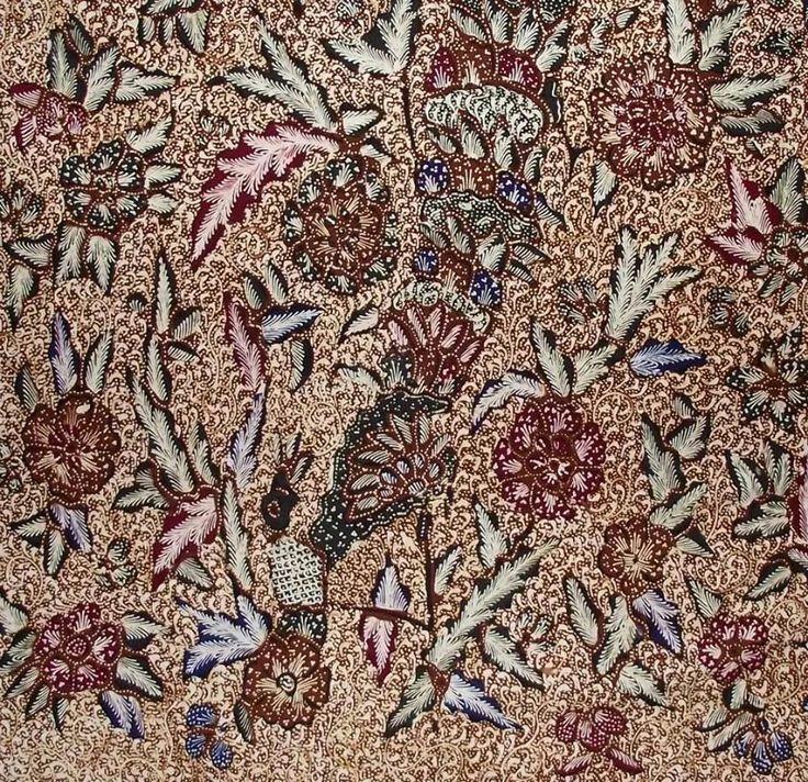 Beautiful Batik 3 Negri Masin.