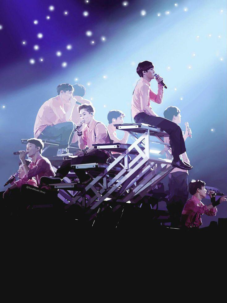 #exo      #exoluxion      #exok      #exol      #exom      #weareone     #xiumin     #suho     #lay      #baekhyun     #chen     #chanyeol     #do     #kai      #sehun    #kimminseok    #kimjunmyeon  ...