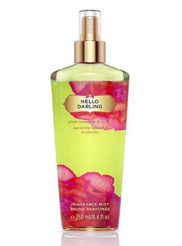 Save $9.75 on Victoria's Secret Hello Darling Body Mist 8.4 Oz/250ml; only $8.25