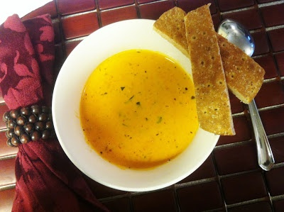 Nordstrom's Cafe tomato-and-basil-soup-recipe