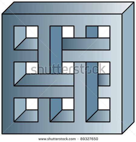 238 best images about opart on pinterest quilt for Geometric illusion art