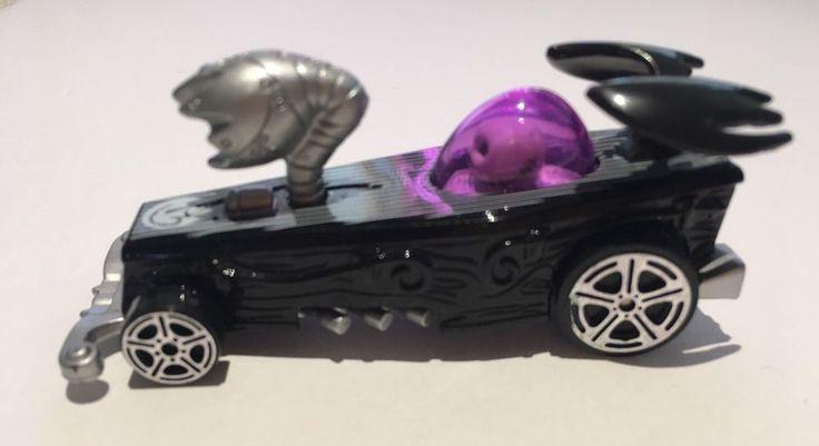 Disney Racers Nightmare Before Christmas Jack Skellington Metal Body Car      | eBay