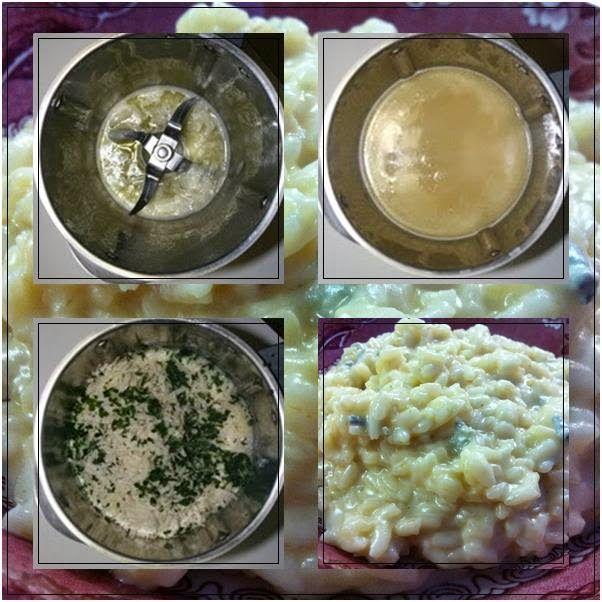 Le ricette di Valentina & Bimby: RISOTTO AL PARMIGIANO