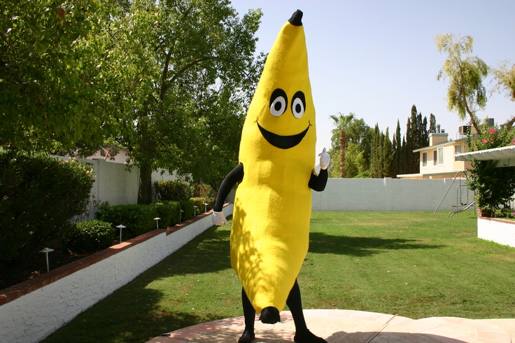 Best Banana Costume EVER!   #bananacostume #illegalsubstance