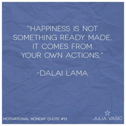 Motivational Monday Quote #12! - juliavasic - Julia Vasic