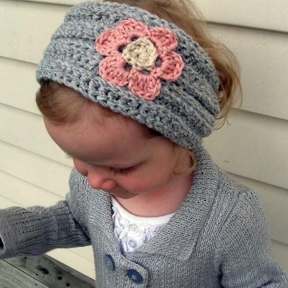 272 best Crocheted Headbands/Earwarmers images on Pinterest ...