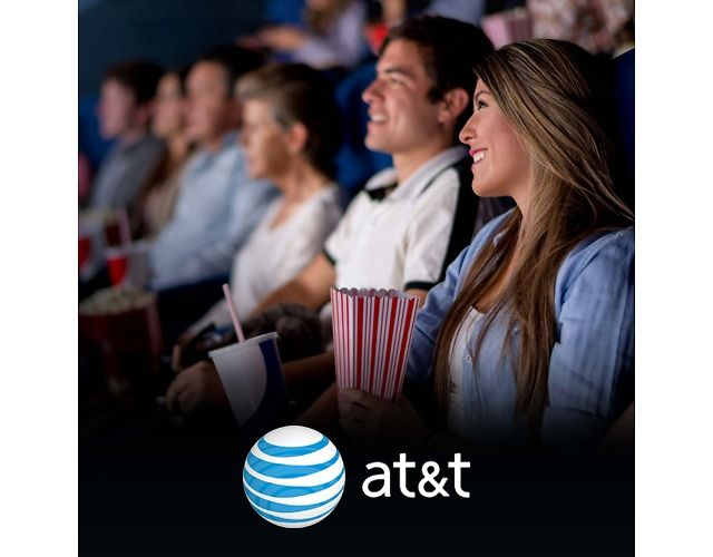 B1G1 Movie Ticket for AT&T Customers (Select Accounts) Free (wireless.att.com)
