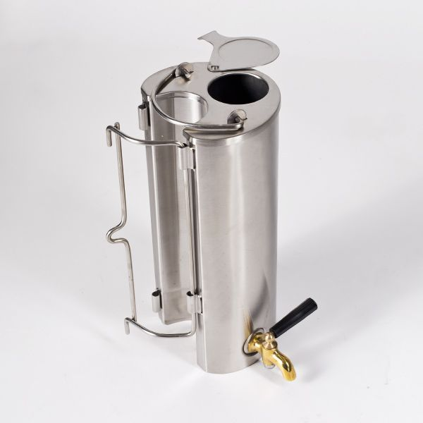 Water Heater for the Frontier Stove | Frontier Stove Water Heater