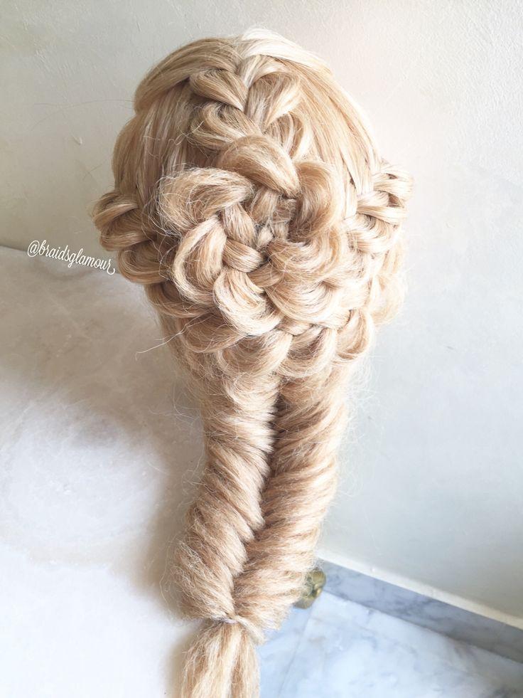 Mixed braid