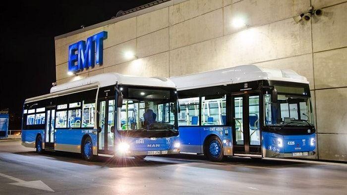 "This order is part of a complete bus renewal program of Madrid's public transport company ""Empresa Municipal de Transportes de Madrid (EMT)""."