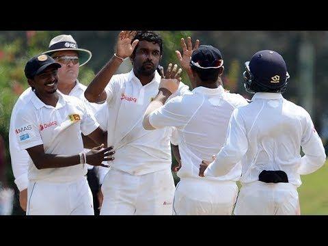 Pakistan vs Sri Lanka | 1st Test Match | Day 5 | HD  Highlights (EA spor...