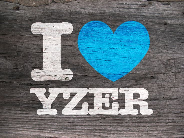 www.facebook.com/ILoveYzer @I Love Yzer