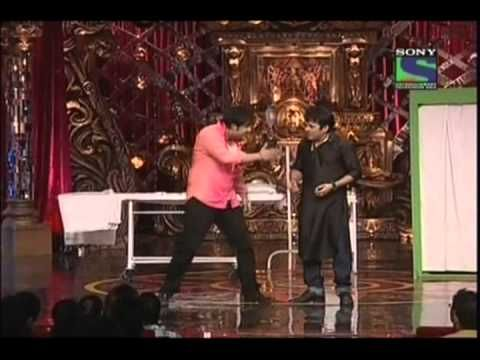 sudesh and krishna as chota circuit and tunna bhai - YouTube