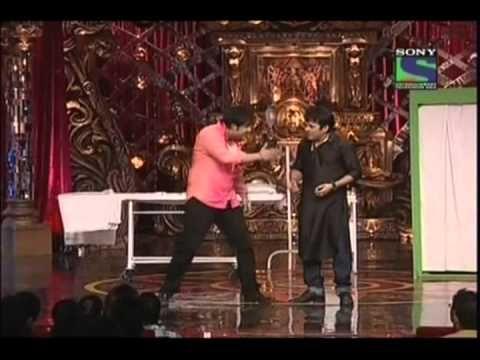 sudesh and krishna as chota circuit and tunna bhai - YouTube