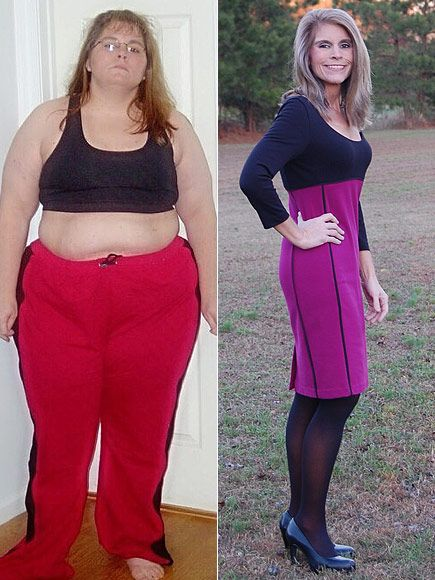 PEOPLE Half Their Size: Amazing Weight Loss Stories : People.com