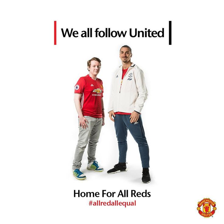 manchesterunited We're making Old Trafford more... - MYSELF