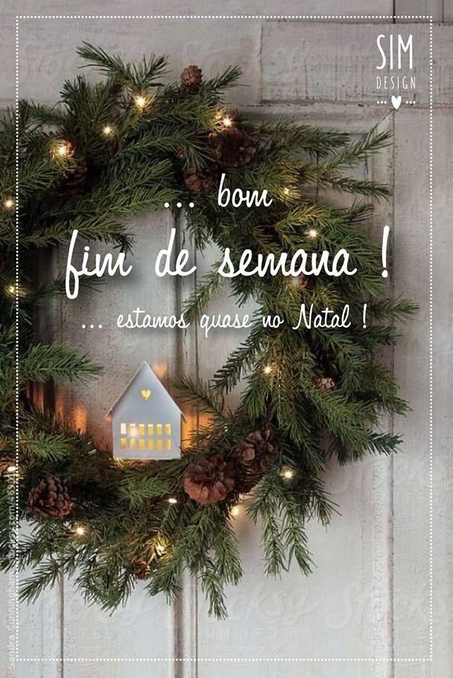 Porque adoramos esta época natalícia! Natal, estamos à tua espera!