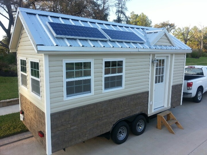 the americana tiny house gets solar to connect with us and our community of people from. Black Bedroom Furniture Sets. Home Design Ideas
