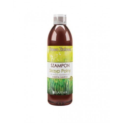 Barwa szampon ze skrzypem polnym - naturalna pielęgnacja włosów