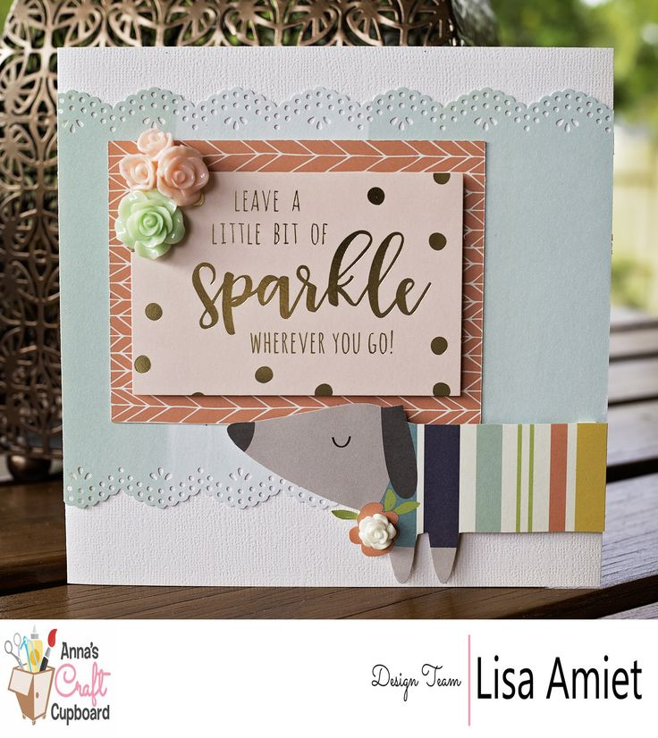Anna's Jan '17 kit is now available through the Anna's Store http://www.annascraftcupboard.com.au/store/annas-kits-c-4293/. Lisa @leesyjsnaps has applied her creative talents on our latest kit and WOW! She has delivered with 3 beautiful layouts and a card. Here Lisa shows the diversity of the kit with a beautiful card. Visit our blog for more information http://www.annascraftcupboard.com.au/blog/kit/2017-january-kit-lisa-amiet/ #scrapbooking #annaskits #annascraftcupboard