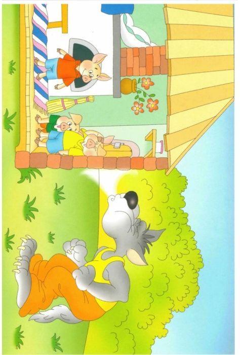 Играем в сказку. ТРИ ПОРОСЕНКА. Обсуждение на LiveInternet - Российский Сервис Онлайн-Дневников