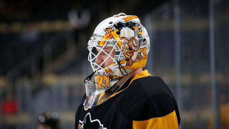 Penguins Recall Goaltender Tristan Jarry