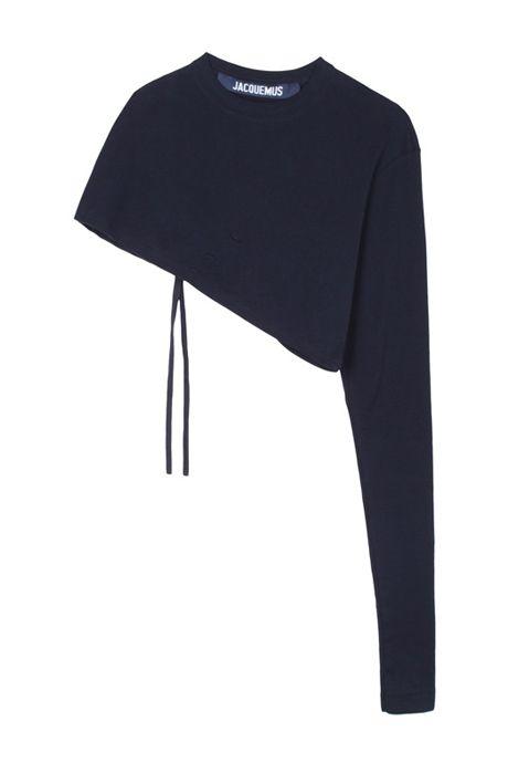 Jacquemus | Le T-Shirt Une Manche | MYCHAMELEON.COM.AU