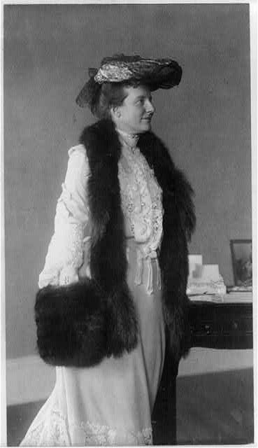 Edith Kermit Carow Roosevelt, 1861-1948