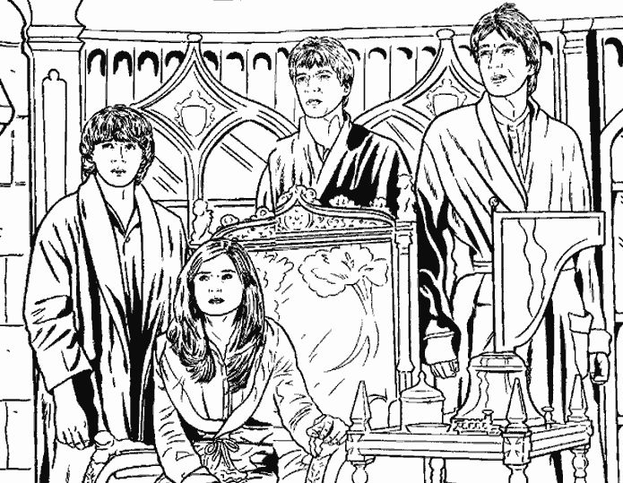 find this pin and more on coloriage harry potter by vornax - Coloriage Harry Potter