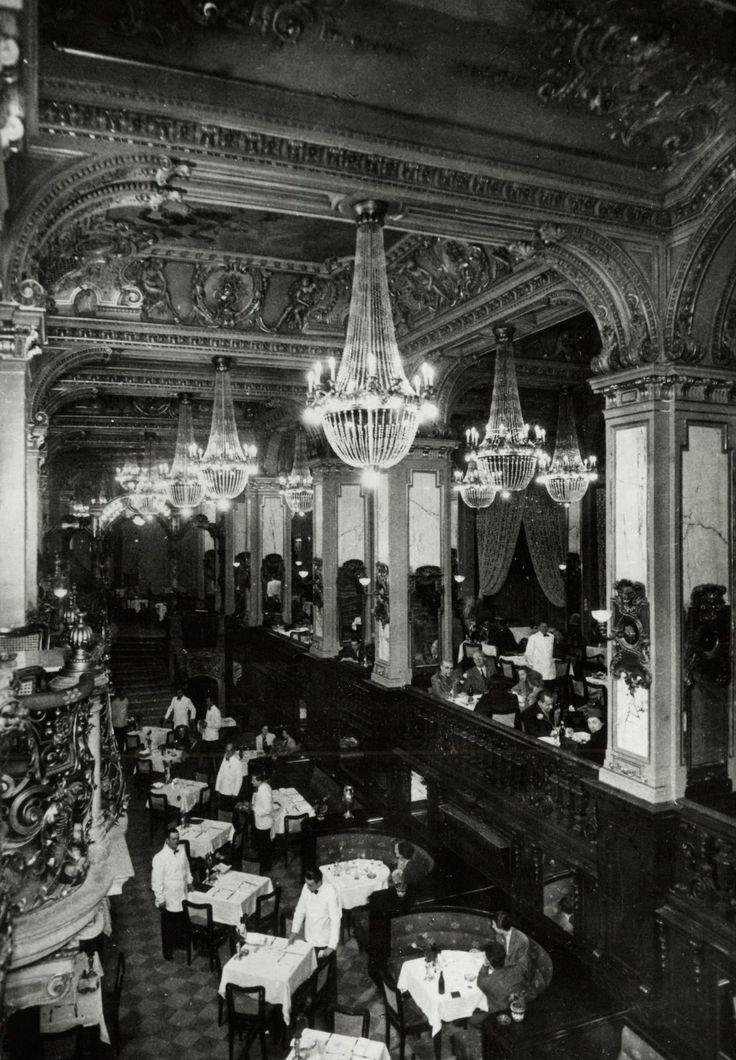 A New York Kávéház az 1930-as években