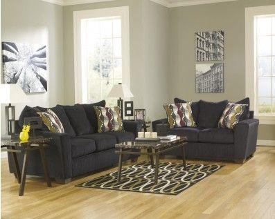 Bristol Ebony Sofa