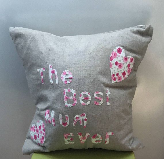 Gift for mum   cushion for mum personalised gift cushion