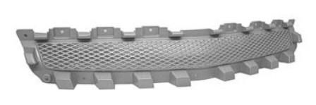 2008-2012 Chevy Malibu Upper Grille
