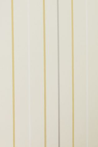 Buy Ochre Multistripe Wallpaper Sample from the Next UK online shop