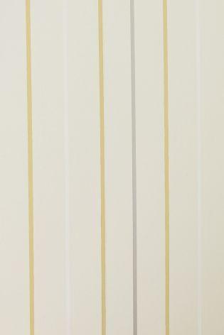 Buy Ochre Multistripe Wallpaper Sample from the Next UK online shop
