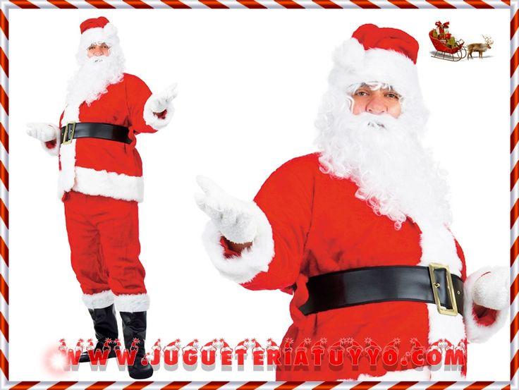 Comprar DISFRAZ PAPA NOEL LUXE TALLA 52-54 a > Disfraces navideños adultos > Disfraces navideños > Disfraces baratos y de lujo | DISFRACES BARATOS,PELUCAS PARA DISFRACES,DISFRACES,PARTY,TIENDA DE DISFRACES ONLINE-TIENDAS DE DISFRACES MADRID-MUÑECOS DE GOMA-PELUCAS PARA DISFRAZ,VENTA ONLINE DISFRACES