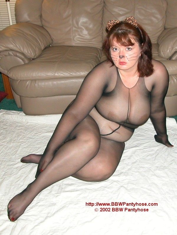 Bbw sexy pantyhose girls