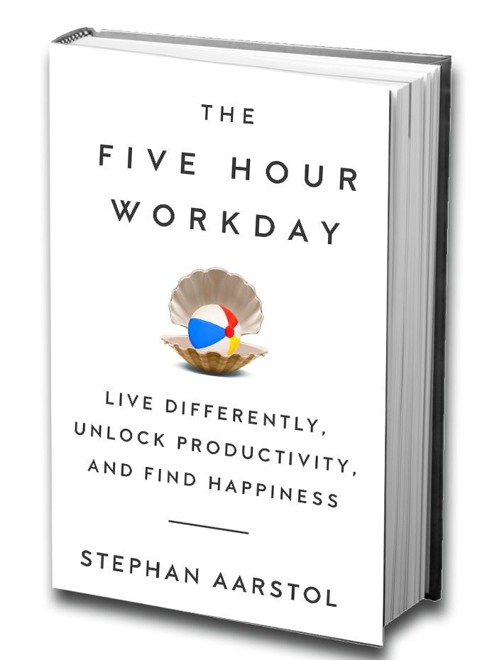 Help Spread the Five Hour Workday . Enter to win.  http://tower.life/giveaways/five-hour-workday/?lucky=30128