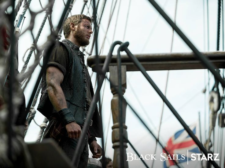 Billy's hatred consumed him. Now there is nothing else left. ~ Black Sails | Tom Hopper as Billy Bones in Season 4 | Black Sails Starz