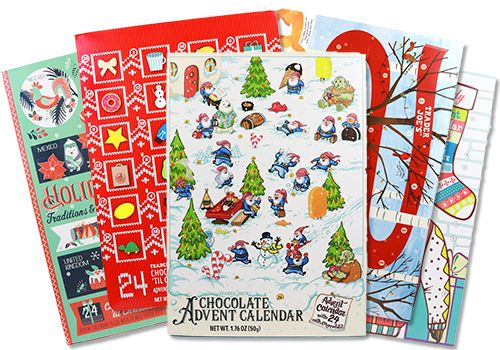 Trader Joe S Advent Calendars Annually Entice Children Adults Alike To Countdown December Days This Year Chocolate Advent Calendar Trader Joes Trader Joe S