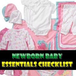 Newborn Baby Checklist - Baby Care Supplies. The arrival of a new baby is considered as a very important event and therefore it requires careful preparation. The work begins by selecting an obstetrician, so that the baby's nursery can be ready. As parents of the baby, there are so many things that you have to do on your new baby checklist before the baby arrives.