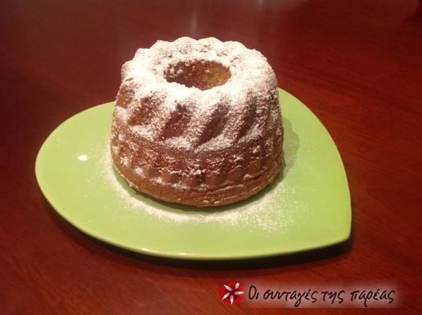 Τέλειο κέικ καρύδας #sintagespareas