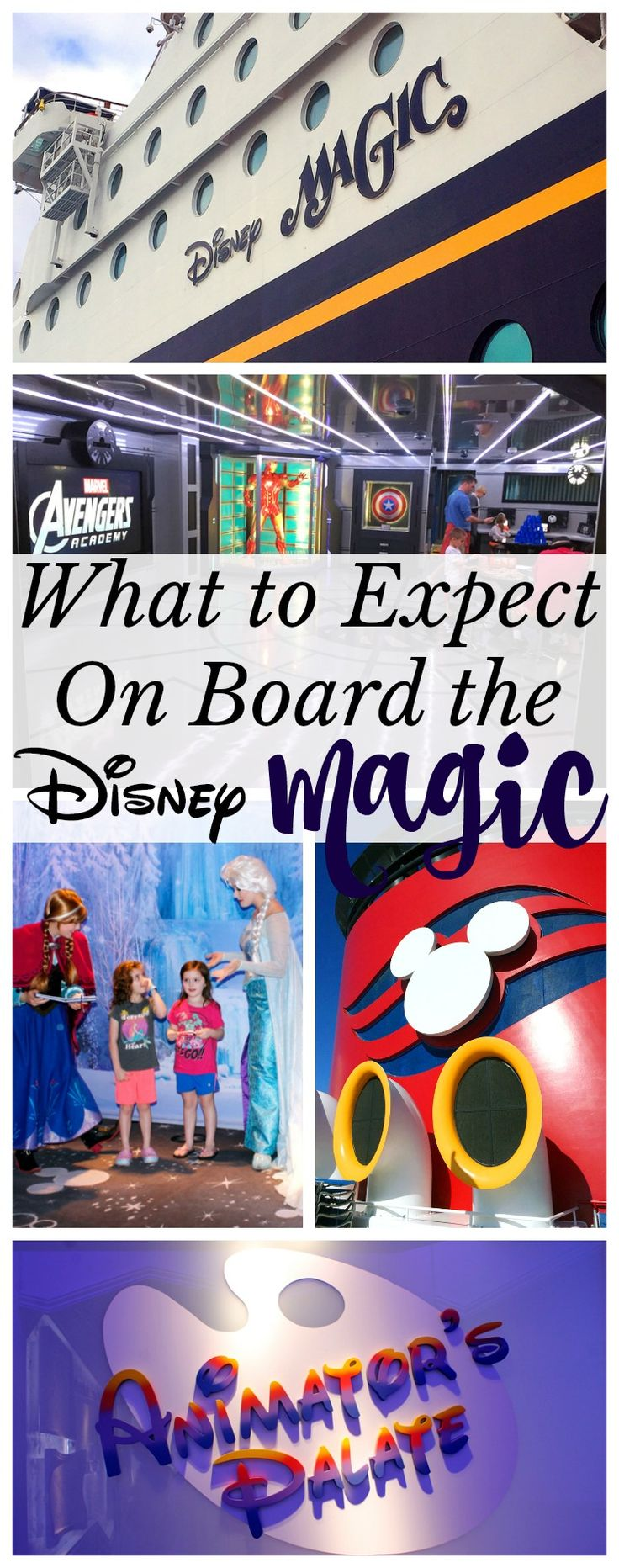 If you are planning a Disney Cruise Line vacation, there are many options to choose from! How do you know which itinerary is best? What about the ships? We sailed on the Disney Magic cruise ship and loved it. Read more about what you can expect when you set sail with the Disney Magic!
