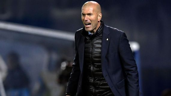 ICYMI: Leganes vs Real Madrid: Zidane reacts as LaLiga champions go third