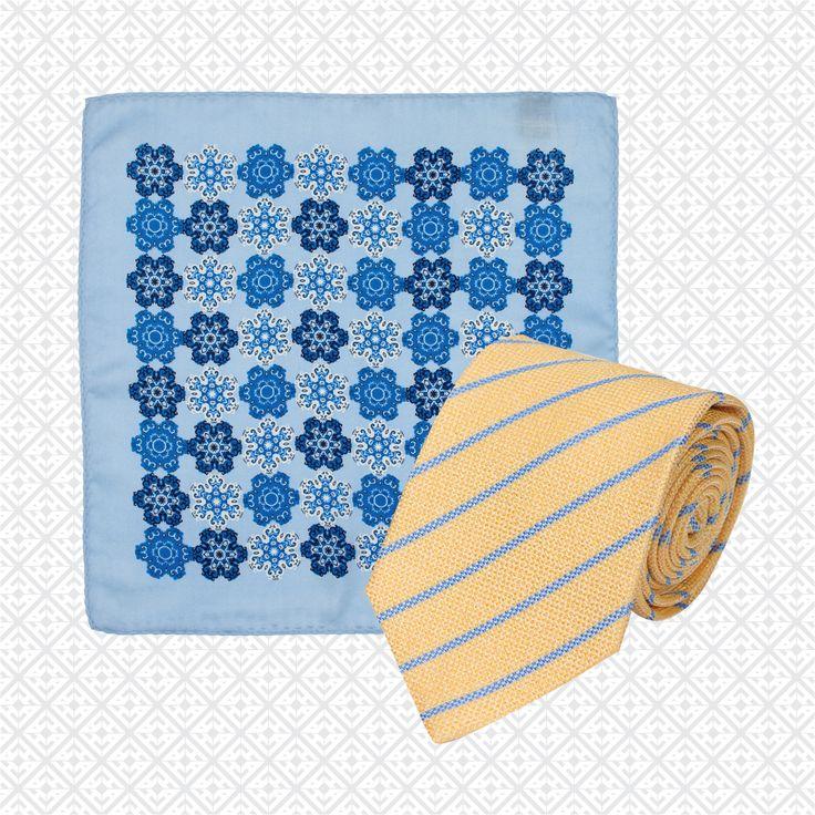 Indulge in pure silk accessories #style #mensfashion #mensaccessories #silk #tie